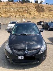 Mitsubishi Bakıda: Mitsubishi Grandis 2.4 l. 2003   150000 km