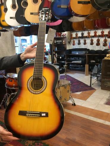RODRIGUEZ klassik gitara Model:465 SB Canta hediyye