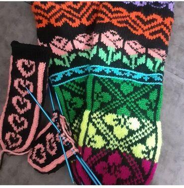 Продам носки Джурабы. Ручная вязка. Теплые и красивые. Размеры на зака