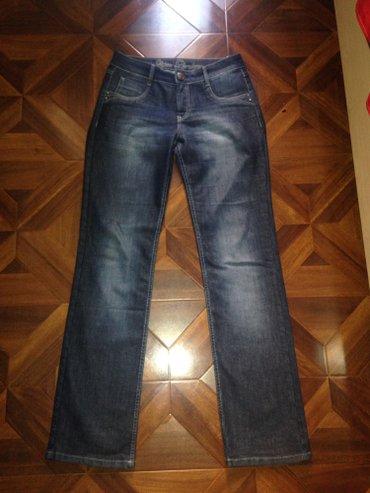 Продаю классные фирменные джинсы про-во Турция,новые,одевала всего лиш в Бишкек