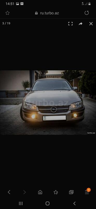 Opel Omega 2 l. 1997 | 214 km