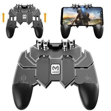 AK66 Mobile Phone Game Controller Gamepad Joystick for IOS Android PUB