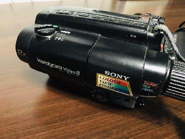 видеокамеру panasonic hdc mdh1 в Кыргызстан: Продаю кассетную видеокамеру Sony, в рабочем состоянии! Полный