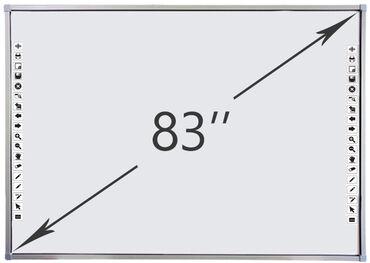 акустические системы sharp колонка сумка в Кыргызстан: Интерактивная доска DTWB83SM10A00ALG представляет собой большой
