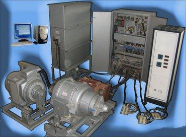 ремонт промышленного электро оборудования агрегатов станков в Бишкек