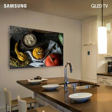 Bakı şəhərində SAMSUNG Televizor QE 55 Q6 FNAU 140 SM , Qled tv , 4K , smart ,