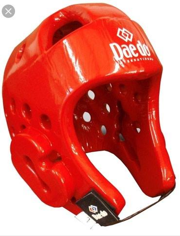 Спорт и хобби - Дмитриевка: Спортивный шлем Daedo