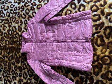 Лёгкая, тёплая куртка на осень/весну. Размер: М