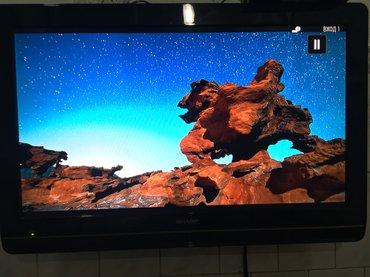 Телевизор sharp lcd, диагональ 32', в отличном состоянии в Бишкек