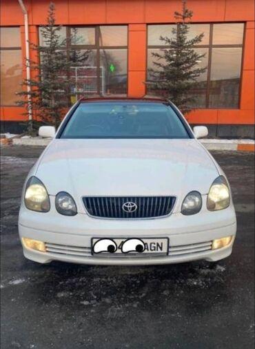 прицеп автомобильный в Кыргызстан: Toyota Aristo 3 л. 2002 | 240000 км