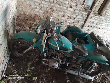 в Каракол: Продается мотоцикл урал не находу