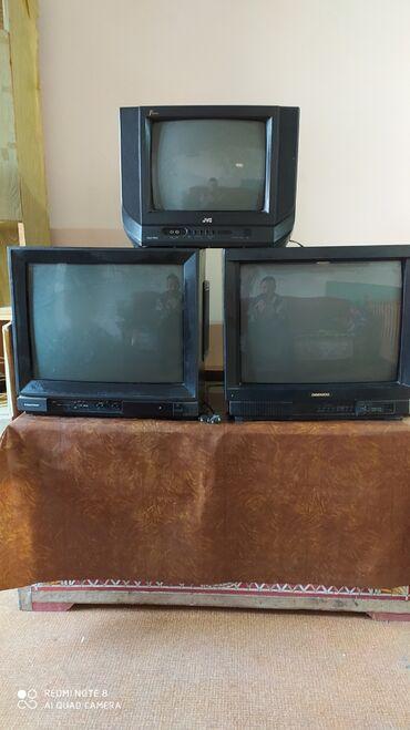 Продаю телевизоры Б/У состояния хорошие всё работает цветные.1