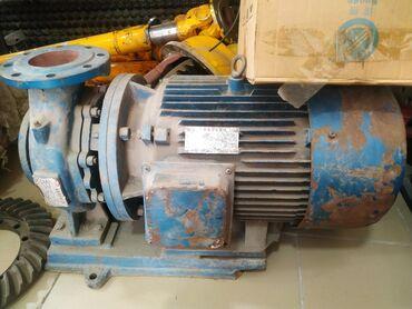 Шланги и насосы - Кыргызстан: Водяной насос 380 вольт. 2/2 кВт 2940 оборот 179 кг. Магазин НуаЛин. В