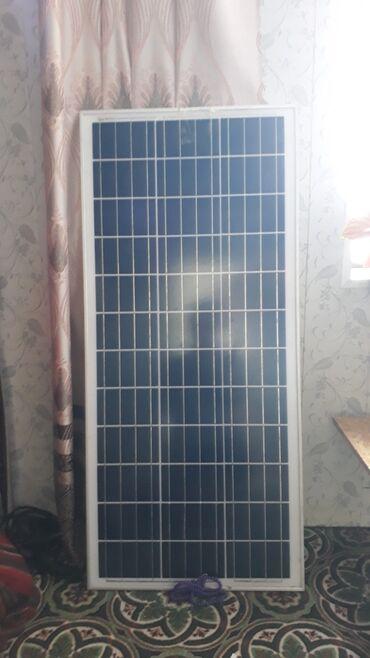 Электроника - Сулюкта: Солнечный панел сатылат.баардык эмеректери м н абалы жаны.срочно