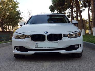 Avtomobillər - Azərbaycan: BMW 3 series 2 l. 2012 | 1960000 km