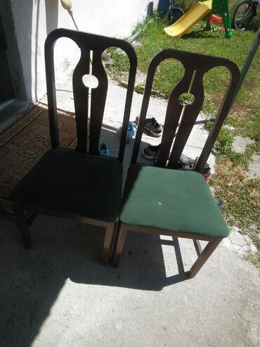 Setovi sto i stolice - Srbija: Prodajem dve stolice