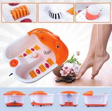 Гидромассажная ванночка для ног – это многофункциональное устройство