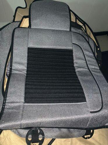 Чехлы на сидения автомобиля Land Cruiser 200. Комплект (4шт, на