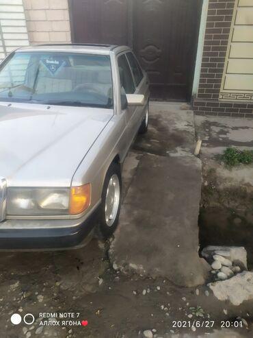 Транспорт - Араван: Mercedes-Benz 190 2 л. 1991