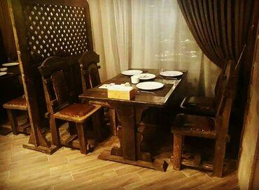 pulsuz bag evleri - Azərbaycan: Restoran bag evleri ucun her nov masa ve oturacaqlar barlar besetkalar