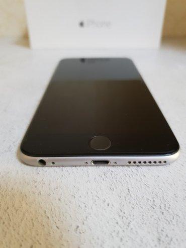 Продаю свой любимый iPhone 6 Plus 16Gb полный комплект  + чехол в Бишкек