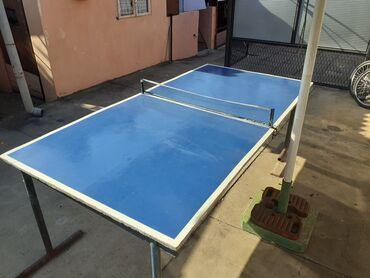 Sport i hobi - Vrbas: Sto za stoni tenis dimenzije malo manje od standardne 250x 122cm od