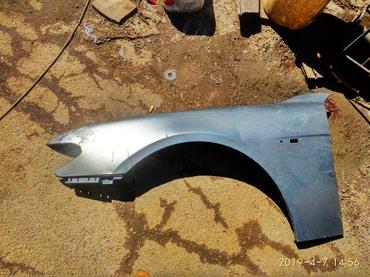 Продаю левое крыло на БМВ 7 алюминий в Бишкек