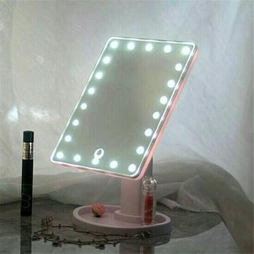столик кофейный кд в Кыргызстан: Зеркало для макияжа Magic Makeup Mirror с подсветкой+ бесплатная доста