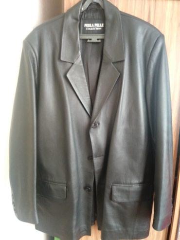 Продается кожанный пиджак Турция, в в Бишкек