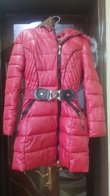 qış üçün uşaq paltoları - Azərbaycan: 160azna alinib az geyinilib ideal veziyyetdedir hec bir deffekti yoxur