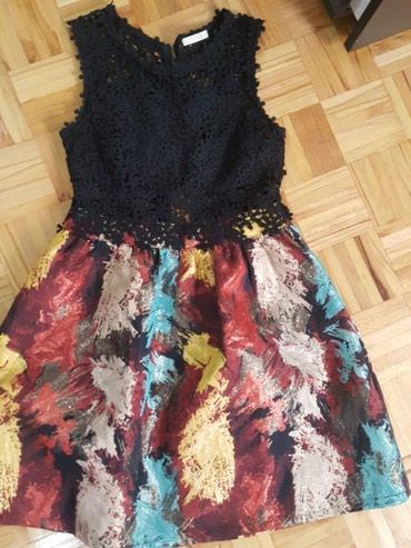 Haljine | Bor: Prelepa Haljina M vel. Idealna za malu maturu ili slican uzrast za nek