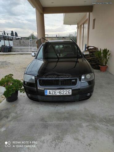 Volkswagen Passat 1.8 l. 2004 | 123000 km