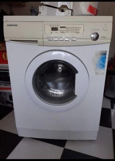 samsung e330n - Azərbaycan: Öndən Avtomat Washing Machine Samsung 5 kq