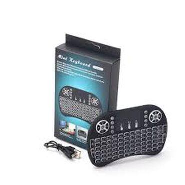 Mini Keyboard Sensorlu Siçan, Sensor panelli Mini Simsiz Klaviatura
