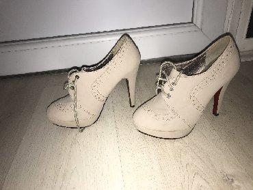 Bez-cipele-na-stiklu - Srbija: Cipele na stiklu nosene 2 puta broj 36