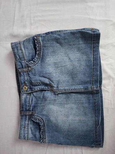 Suknja - Srbija: Teksas suknja, S-M veličine