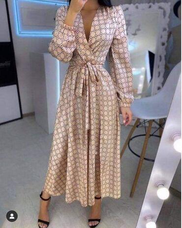 Duga haljina - Srbija: Haljina dugackaDostupna u vise bojaVelicina uni (s, m, l)Cena: 3000