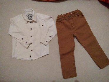 Za decu | Kragujevac: Carter's i Tam Tam veličine 4.Mere:Pantalone Carter's dužina 56 cm i