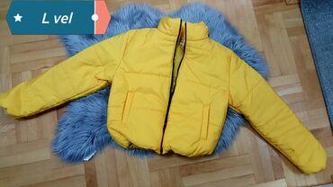 Nova jakna L vel