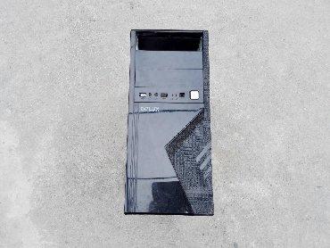 корпуса mini itx в Кыргызстан: Корпус Deluxe без крышки. USB панелька требует ремонта.Состояние