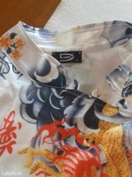 Haljinica od kineske svile ,prelepo stoji,kupljena u inostranstvu. - Sokobanja