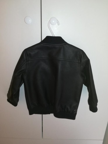 Kozna jaknica za decake nosena par puta - Kragujevac