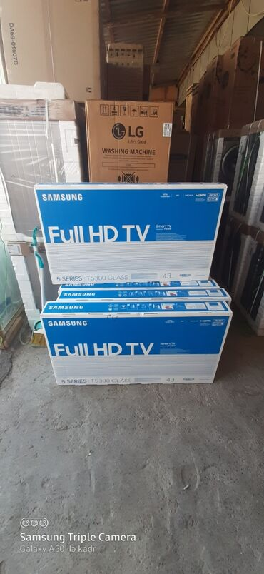 Televizor . Televizor Samsung UE43T5300KREDİT YOXDURTelevizor Samsung