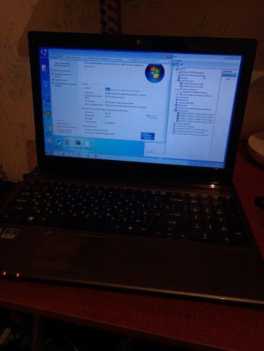 Ноутбук Acer Aspire 5750G-2313G32Mikk в Бишкек