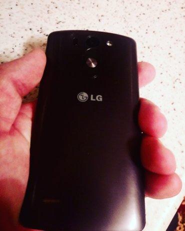 Bakı şəhərində LG G3 BEAT  Adi bir cizigi da yoxdu.Alinan gunden kaburada ve anti uda
