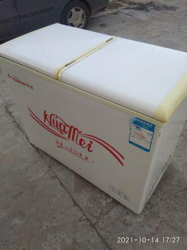 морозильники в бишкеке in Кыргызстан   МОРОЗИЛЬНИКИ: Продаю морозильник, работает и морозит отлично, состояние нормальное