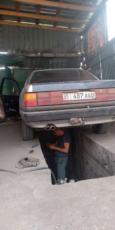 audi quattro 2 2 20v в Кыргызстан: Audi 100 1.8 л. 1989