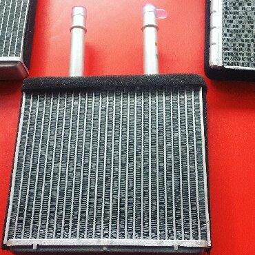 радиатор стальной в Кыргызстан: Радиатор печки Nissan P12Радиатор основнойРадиатор охлажденияРадиатор