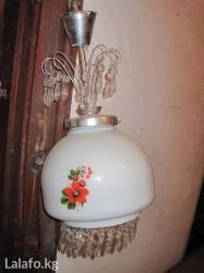 Продам Люстры тройные , одинарные , бра , светильники , плафоны в Бишкек