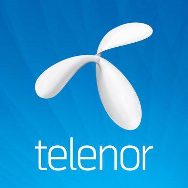 Šestocifreni pripejd broj – telenor - Belgrade